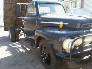 1952 Ford Truck F6 With Hoist For Sale  Photos  Technical