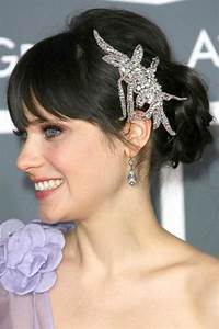 Zooey Deschanel's Hairstyles & Hair Colors | Steal Her ...