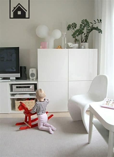 Ikea Design Le by Meuble Besta Ikea Un Syst 232 Me De Rangement Modulable
