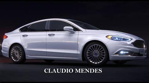 Hybrid Sedans 2018 by Ford Fusion Hybrid 2018 Muitos Detalhes
