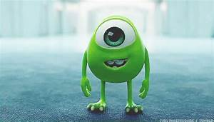 disney Pixar monsters inc mygif mike wazowski monsters ...