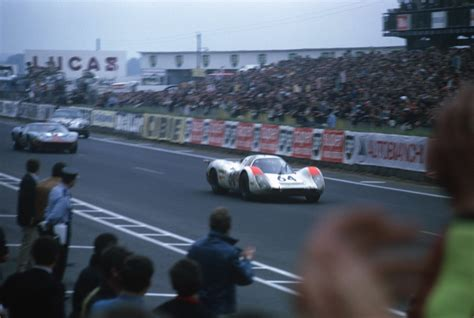 ferry porsche le mans 1969 porsche misses glory by metres motorsport