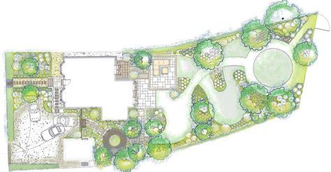 garden design plans elks smith garden design new forest