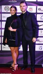 rebecca henderson tv liverpool captain jordan henderson and wife rebecca attend