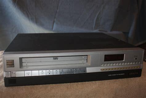 Zenith VHS VCR Model VR 2000