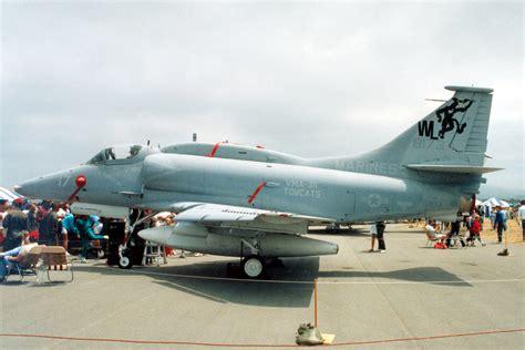 Douglas A-4m Skyhawk Ii, Usmc Single-engine Single-seat