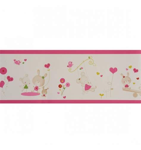 frise adhesive cuisine frise papier peint décoration chambre fille
