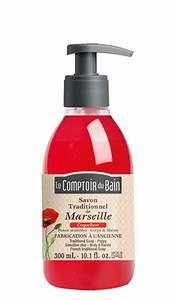 Le Comptoir Du Bain : savons liquides de marseille le comptoir du bain ~ Teatrodelosmanantiales.com Idées de Décoration