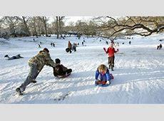 Best sledding spots in Richmond Richmondcom Outdoors