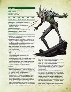 The Briar Man Is A Monster From Kobold Press U0026 39  Tales Of The