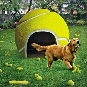 Https plusgooglecom lowes tennis pinterest dog for Dog houses sold at lowes