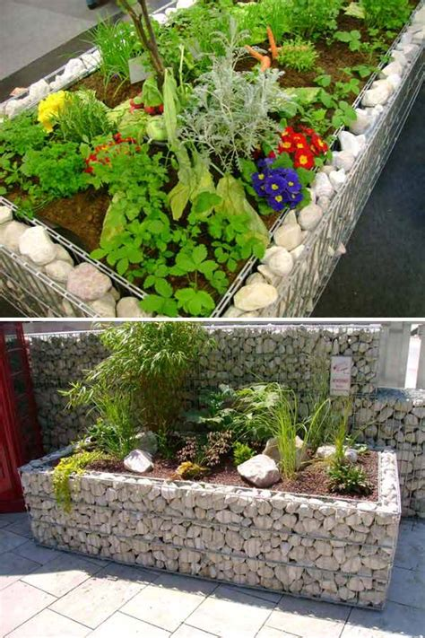 top  surprisingly awesome garden bed edging ideas architecture design