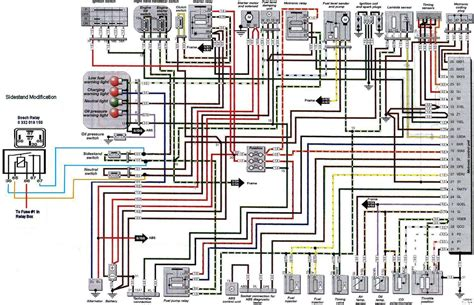 bmw r1150r electrical wiring diagram 1 bike stuff