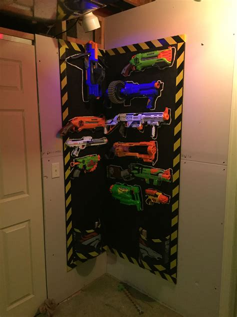 Found on a blog, cute ideas!,for nerf n strike game toy gun bullet storage bag camouflage back pocket adjustable backpack.,ready, aim, tidy! Pin on Nerf gun storage
