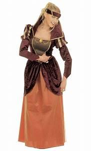 Robe médiévale grande taille xl
