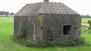 Anti-german Bunkers In The Netherlands