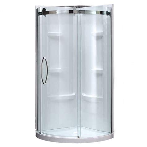 Shower Stalls Canada by 17 Best Ideas About Corner Shower Stalls On