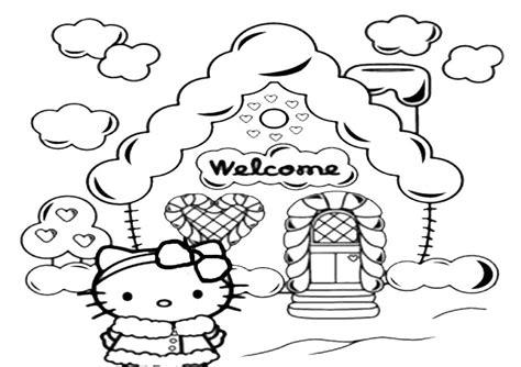 Malvorlagen-ausmalbilder, Hello Kitty