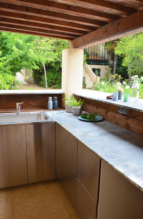 cuisines d été cuisine d 39 été slowgarden design terrasses et jardins