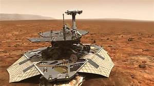 Mars Exploration Rover 2003 (HD) - YouTube