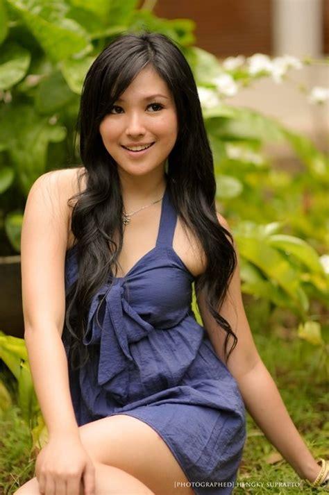 Foto Model Cantik Dan Seksi Rini Lovelyluna Download