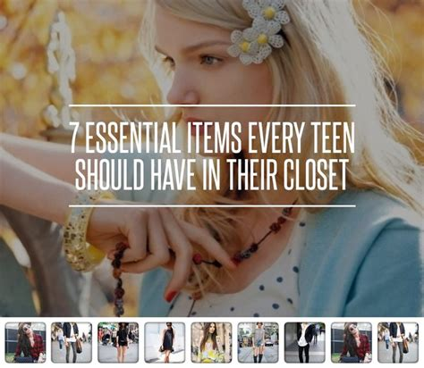 In Their Closet by 7 Essential Items Every Should In Their Closet