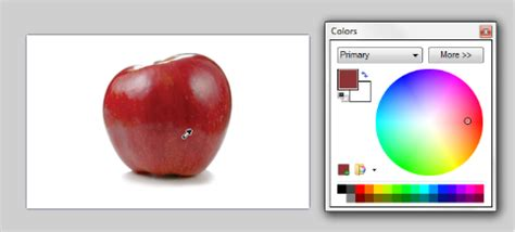 paint net how to get the color picker color picker