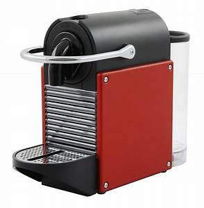 Magimix Pixie Nespresso Coffee Maker Red
