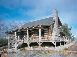 Log Home Package Kits - Log Cabin Kits - Silver Mountain