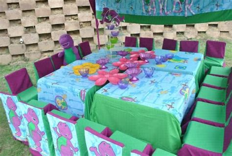 1000+ Images About Barney Theme Party On Pinterest