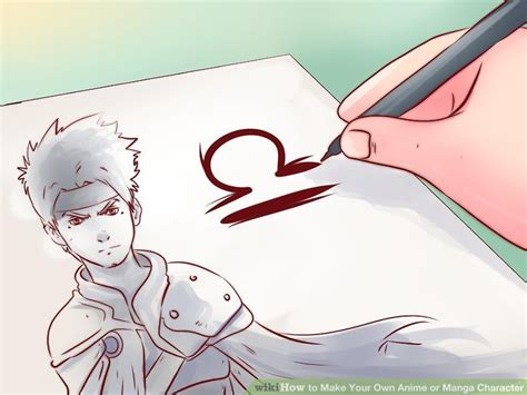 How To Make Your Own Anime Or Manga Character (with Sample