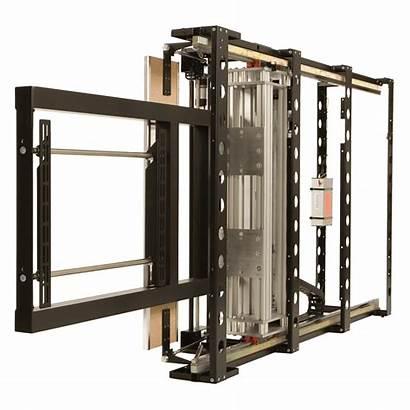 Tv Horizontal Lift Hl Cabinet Futureautomation Automation