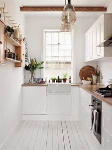 25 best ideas about small galley kitchens on pinterest With kitchen colors with white cabinets with how to make redbubble stickers