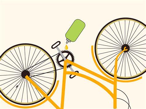 chain bike rust remove wikihow step