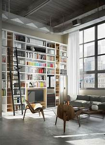 Double, Height, Space, Double, Height, Windows, Double, Height, Storage, With, Sliding, Steel, Lad