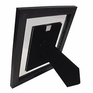 Cadre Photo 13x18 : cadre photo 13x18 transparent en bois noir erica ~ Teatrodelosmanantiales.com Idées de Décoration