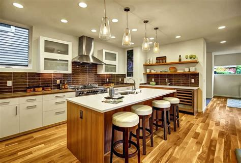 Hardwood Floors in the Kitchen (Pros and Cons)   Designing