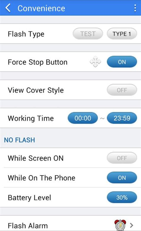 flash notification 2 apk free tools app for android apkpure