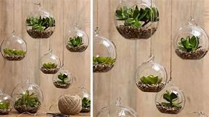 Plantes à Suspendre : jardini res et suspensions 20 inspirations pour le ~ Premium-room.com Idées de Décoration