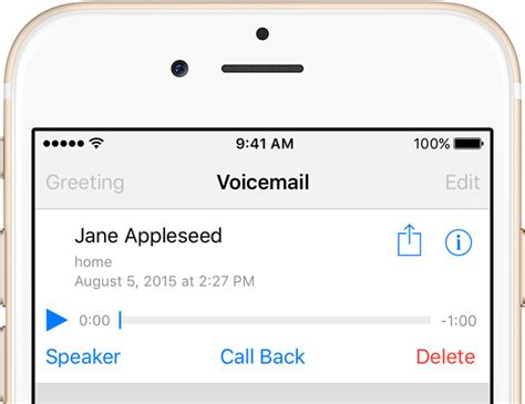 how to change voicemail message on iphone voicemail transcription missing in ios 11