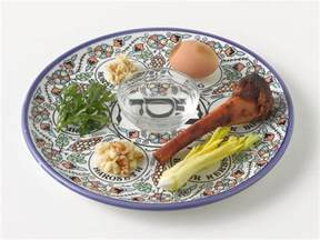 bitter herbs on seder plate what is passover