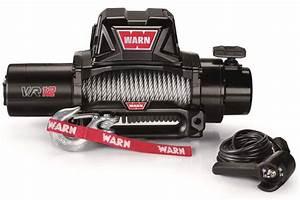 New  Warn Vr12000 Winch