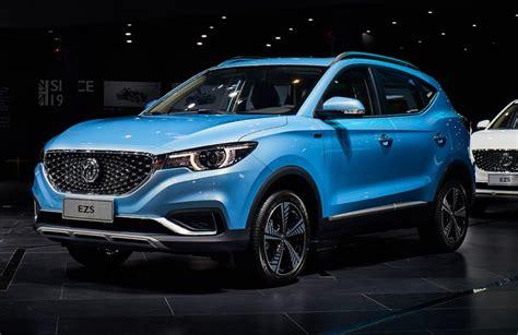 mg motors announces    electric vehicle