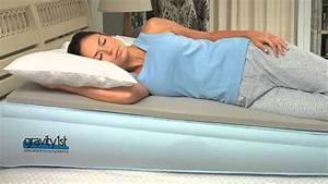gravity1sttm elevated sleep systems mattress and remedies With elevated pillow for acid reflux