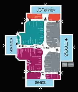 Mall Map Of Briarwood Mall  A Simon Mall