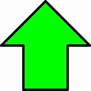 Clip Art Arrow Up - ClipArt Best