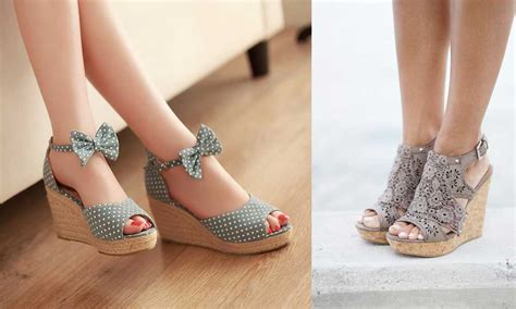 wedges  compliment  summer outfit summer