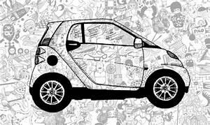 Johanna Basford To Draw The Future On Smart Car