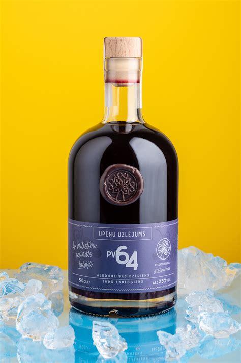 PV64 alkoholiskie dzērieni - Fotogrāfs Oskars Briedis