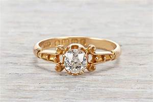 Brides new york the best spots to shop for a vintage for Vintage wedding rings nyc